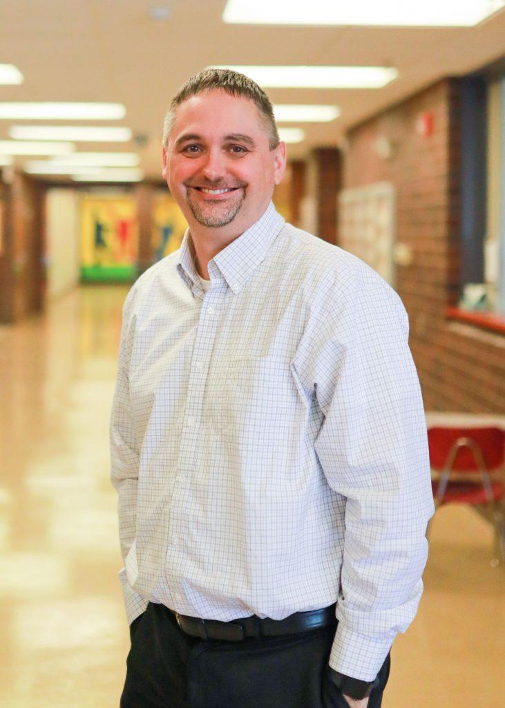 Rudy Evertsen, High School Principal