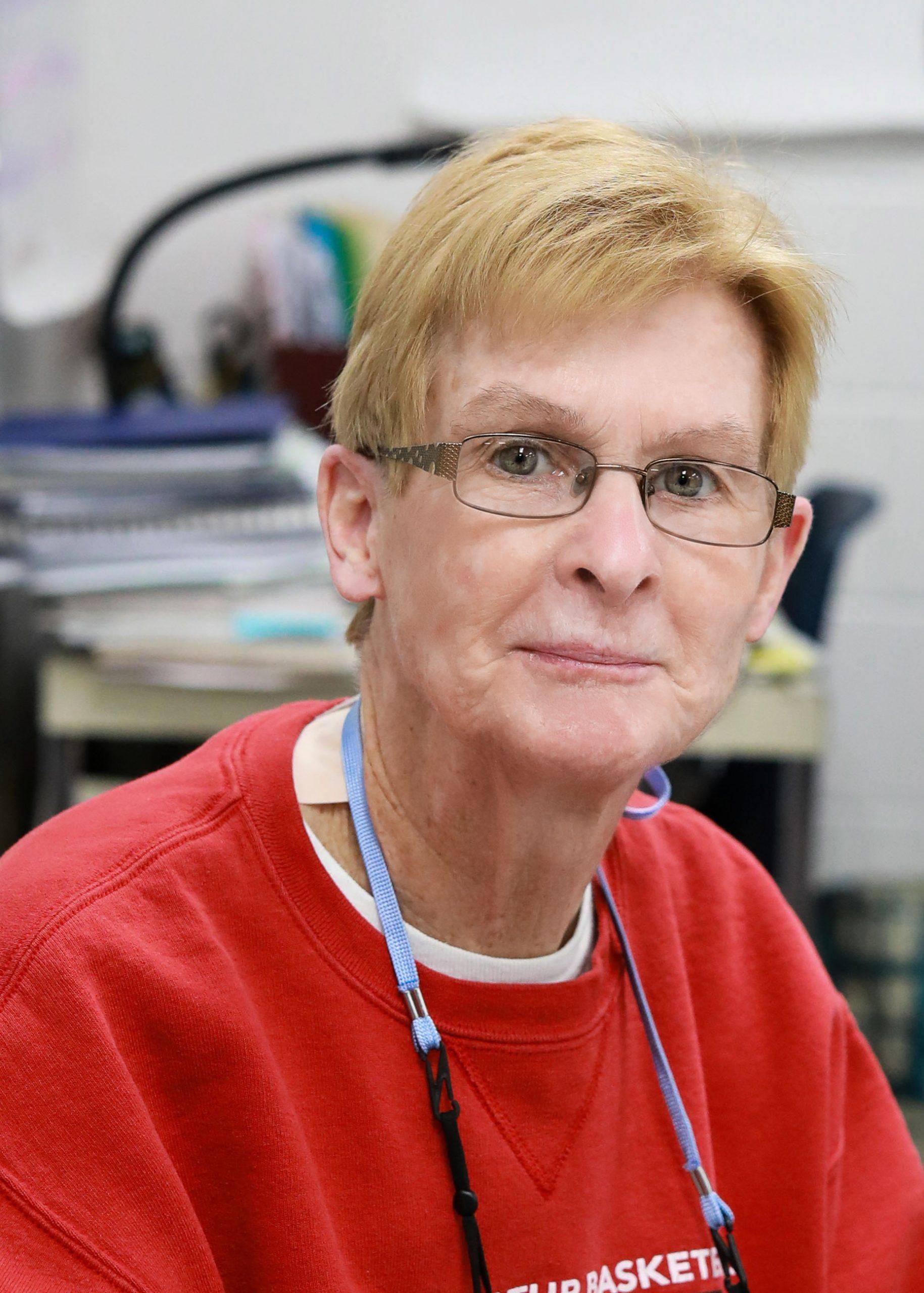 Headshot of Bonnie Clark