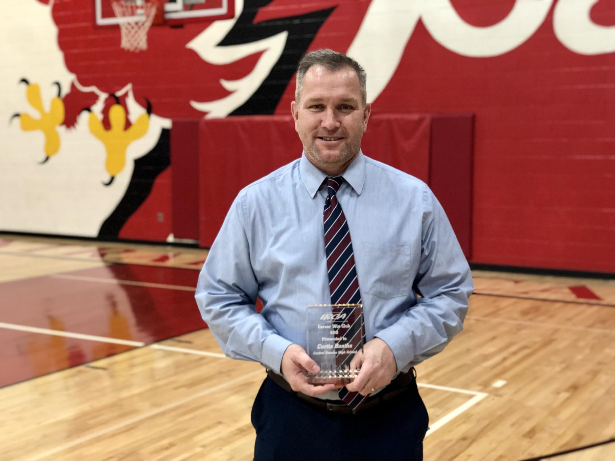 Coach Boothe