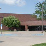 Exterior of Junior-Senior High School